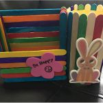 Craft Stick Pen & Pencil Holder