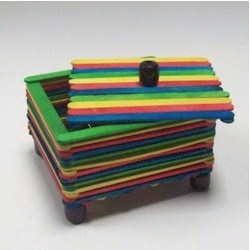 Image of Craftstick Trinket Box