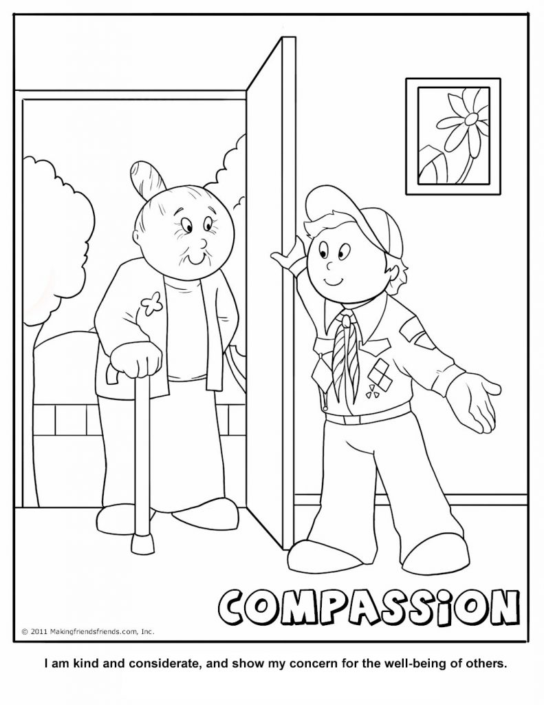 Cub Scout Coloring Pages Tiger Cub Scouts Coloring Pages  Coloring Pages Ideas