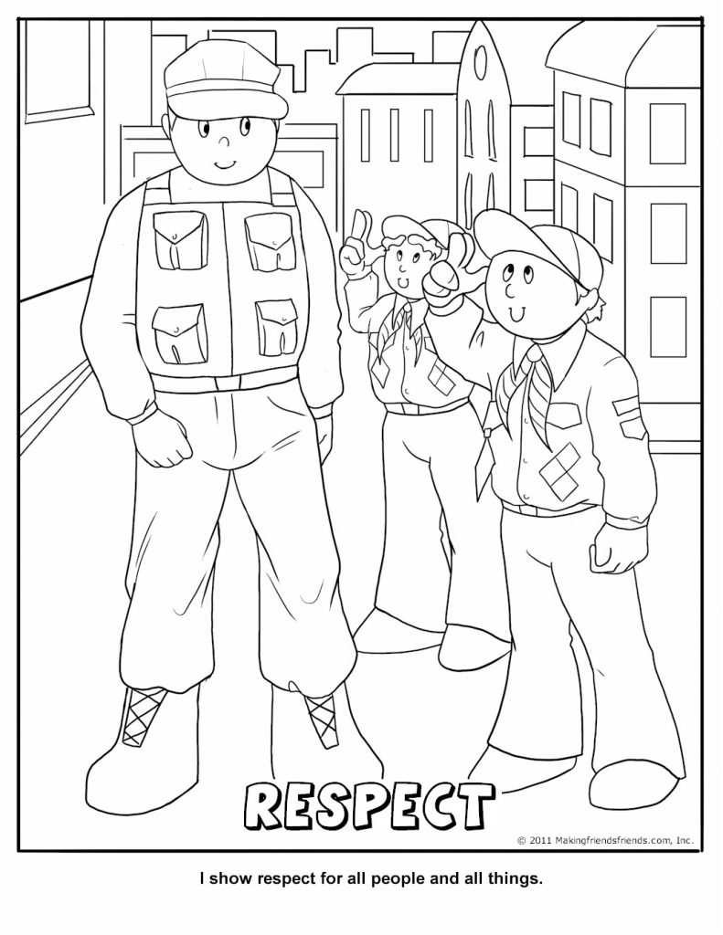 Uncategorized Cub Scouts Coloring Pages cub scout coloring pages