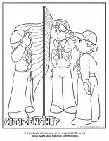 Image of Boy Scout Lantern Craft