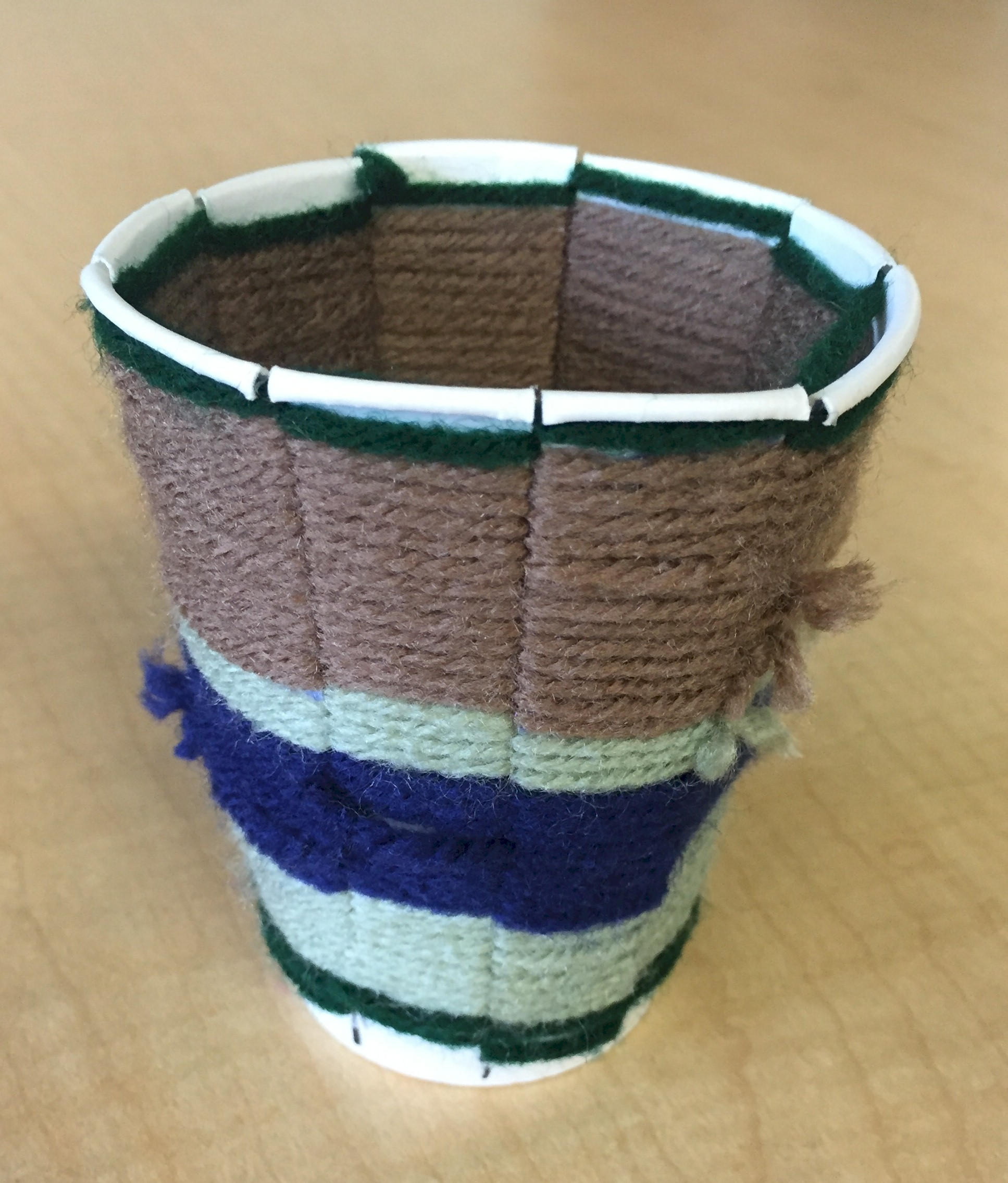 Image of Cup Weaving