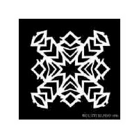 Image of Daves Eight Pointed Snowflake