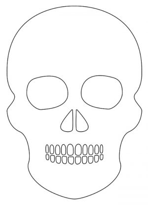 Image of Halloween Coloring Pages