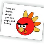 DIY Angry Bird Turkey