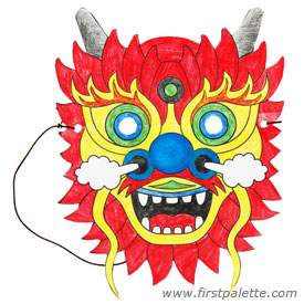 Image of Dragon Mask
