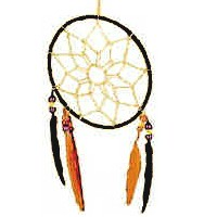 Image of Native American Ball and Triangle Game