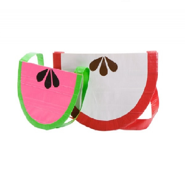 duck tape fruit purse