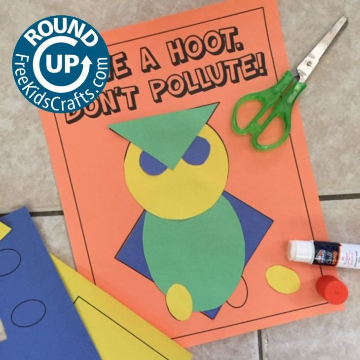 Earth Day Craft Round Up