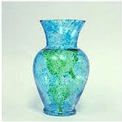 Earth Day Vase