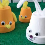 Easter Flower Pot Pets