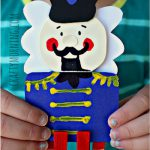 Easy Clothespin Nutcracker