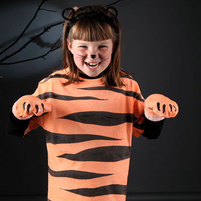 Easy Tiger Costume