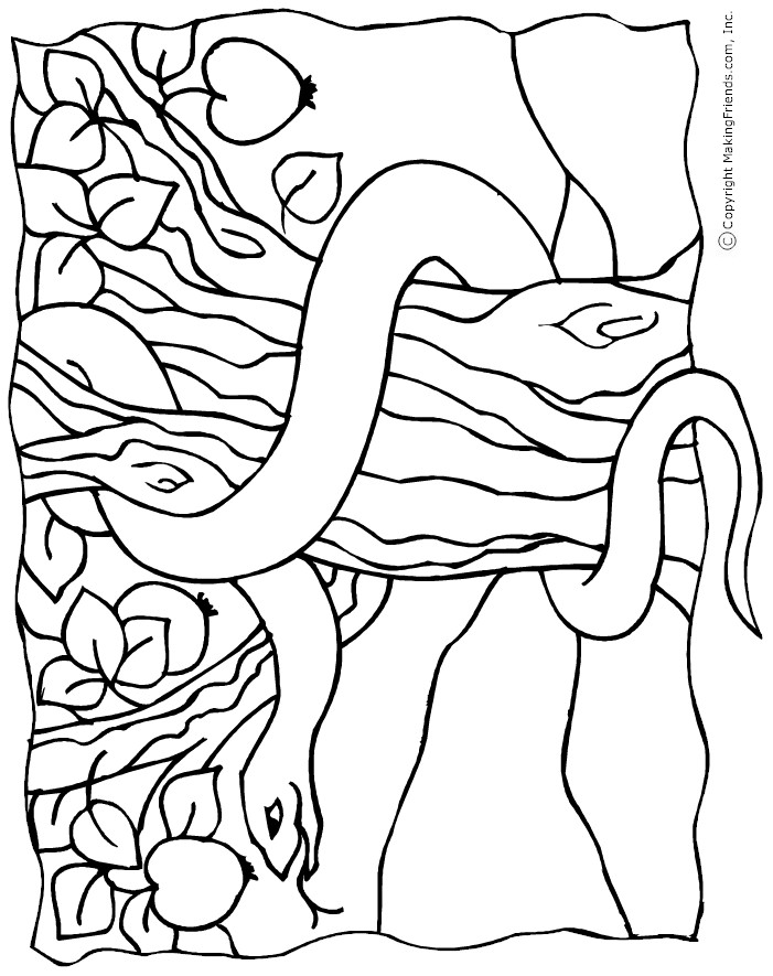 eden-snake-coloring-page
