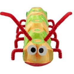 Egg Carton Caterpillar