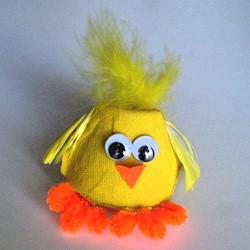 Egg  Carton Chick