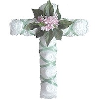 Image of Egg Carton Cross