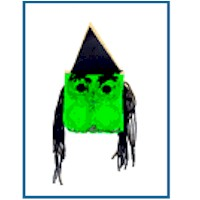 Image of Egg Carton Witch