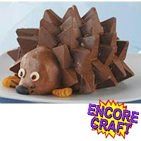 Image of No Bake Groundhog Cake