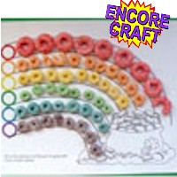 Image of St. Pats Rainbow Loops