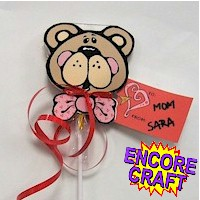 Image of Sweetest Friend Lollipop Card