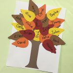 Fall Classroom Tree