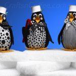 Paper Plate Leprechaun · Fancy Dress Penguins & Paper Plate Penguin