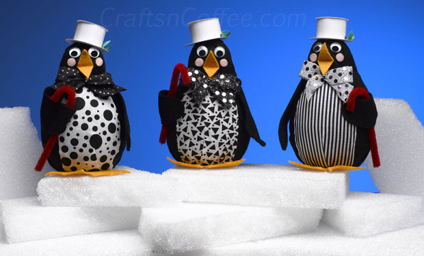 Fancy Dress Penguins