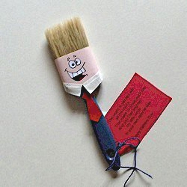 Father's Day Paintbrush Poem
