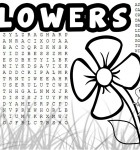 flower-word-search