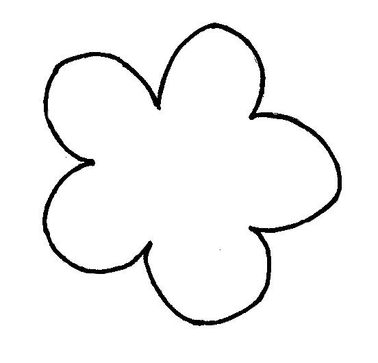 flower-template