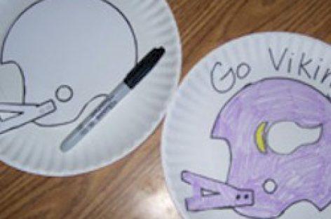 Free Kids Crafts Sports Crafts