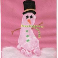 Image of Snowman Air Freshener