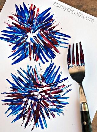Fork Fireworks