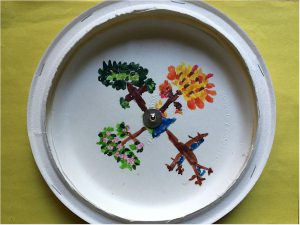 Image of Four Seasons Clock