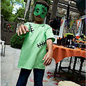 Image of How To Make A Frankenstein Costume