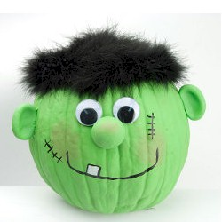 Image of Frankenstein Pumpkin
