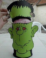Image of Frankenstein Halloween Decoration