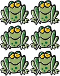 frog_bookmark_pattern