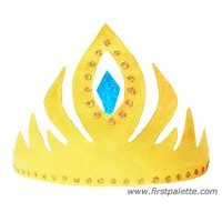 Image of Printable Tiara