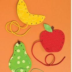 Fruit Lace Ups