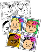 Fun Stamps