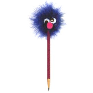 Image of Fuzzy Headed Pencil