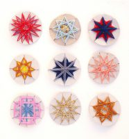 Image of Hanukkah Origami Candy Dish
