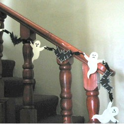 Image of Halloween Glow in the Dark Garland