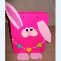 Image of Easter Bunny Mirror