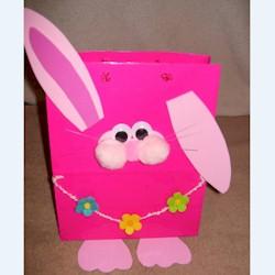 Gift Bag Bunny