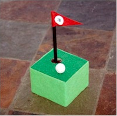 Image of Golf Pen Holder