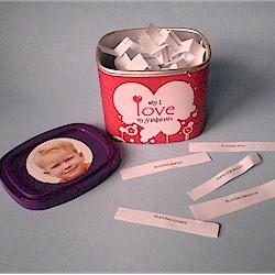 Grandparent's Love Box