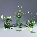 Alien Green Men
